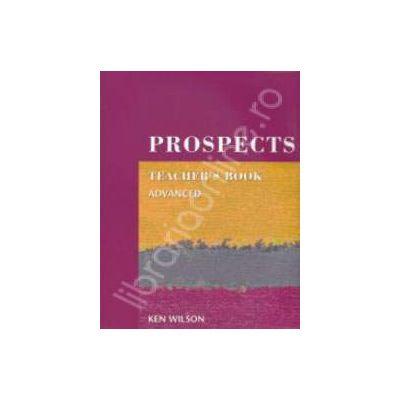 Prospects Advanced Teacher's Book
