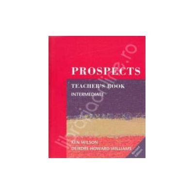 Prospects Intermediate Teacher's Book