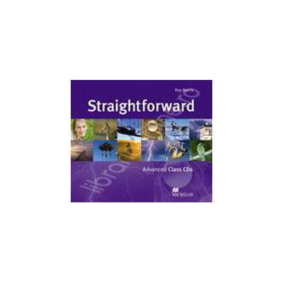 Straightforward Advanced Class Audio CD (3) (Class CD 1, CD 2, CD 3)