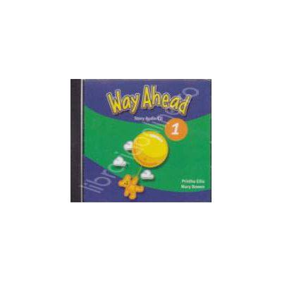 Way Ahead 1 Story Audio CD
