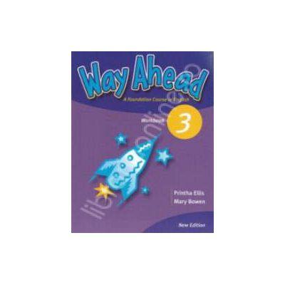 Way Ahead Workbook 3. Caiet de limba engleza pentru clasa a V-a