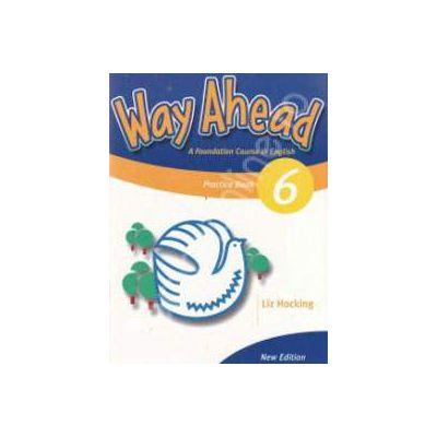 Way Ahead Practice Book 6. Caiet de limba engleza pentru clasa a VIII-a