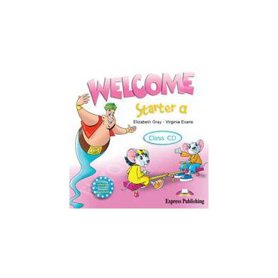 Welcome starter A - Class CD