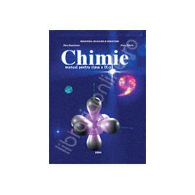 Manual de chimie pentru clasa a IX-a