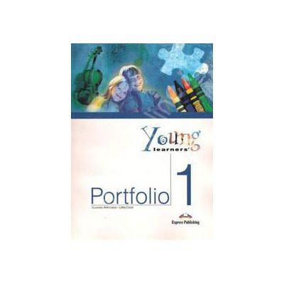 Caiet de lucru Young Learners Portfolio 1 pentru clasele I-II