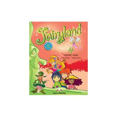 Curs pentru limba engleza. Fairyland 4. Manualul profesorului clasa a IV-a
