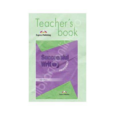 Curs pentru limba engleza. Successful Writing Proficiency. Manualul profesorului pentru clasa a XII-a