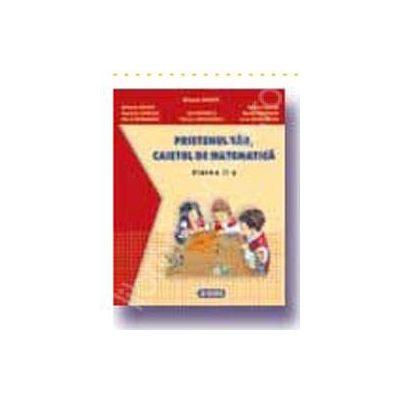 Prietenul tau, caietul de matematica clasa a II-a