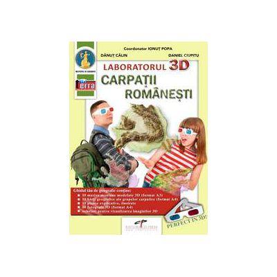 Carpatii Romanesti. Laboratorul 3D