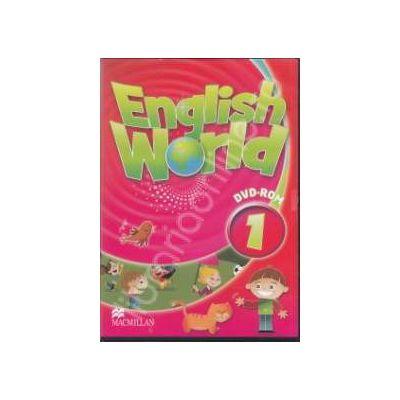 English World 1, DVD-rom