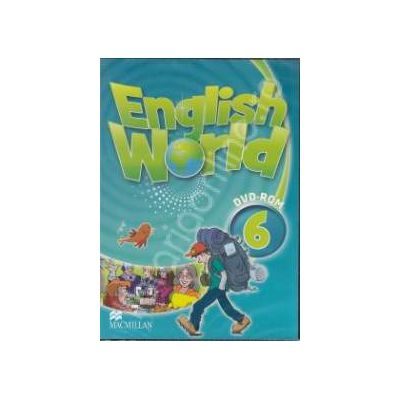 English World 6, DVD-rom