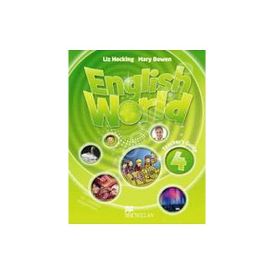 English World. Teacher's Guide level 4