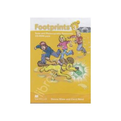Footprints 3. Tests and Photocopiable Resources (CD-ROM pack)