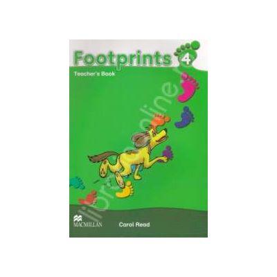 Footprints 4 Teachers Book