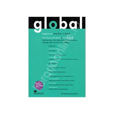 Global Beginner Teacher's Book with Resource CD