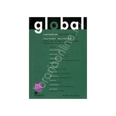 Global Intermediate Teacher's Book with Resource CD
