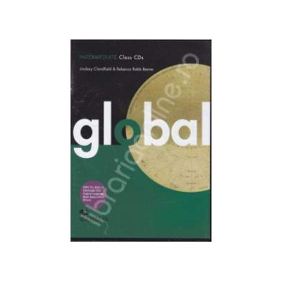 Global Intermediate. Class CDs (2 cd-uri)