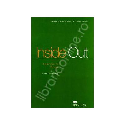 Inside Out Elementary. Teacher's Book