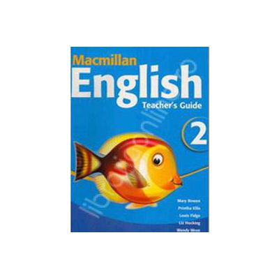 Macmillan English Teacher's Guide level 2