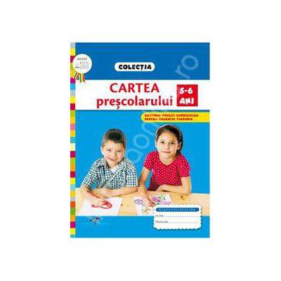 Cartea prescolarului 5-6 ani