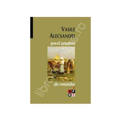 Alecsandri - Poezii populare ale romanilor (2 volume)