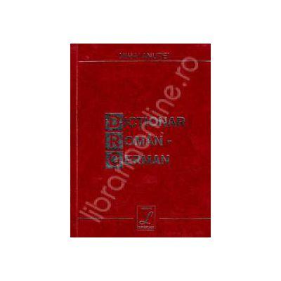 Dictionar Roman - German, 60000 de cuvinte (Mihai Anutei)