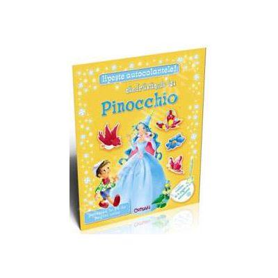 Nazdravaniile lui Pinocchio. Lipeste autocolante!