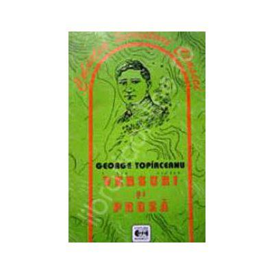 Versuri si proza (George Topirceanu)