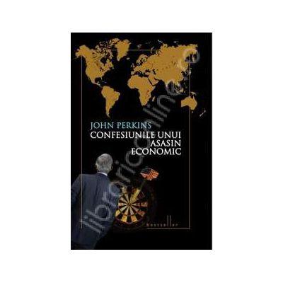 Confesiunile unui asasin economic (editie lux)