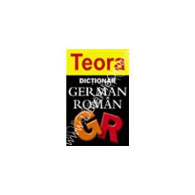 Dictionar german-roman (mic)