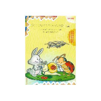 Colectia Ita Gargarita 3-4 ani (Pachet de 6 carti)