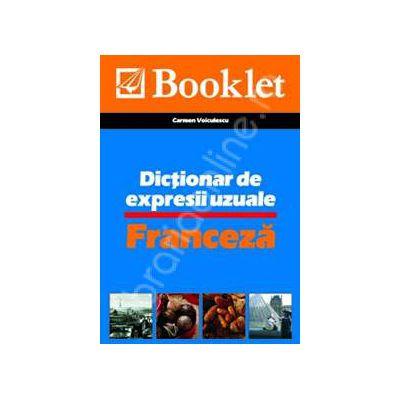 Dictionar de expresii uzuale. Franceza