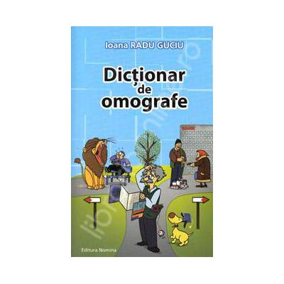 Dictionar de omografe