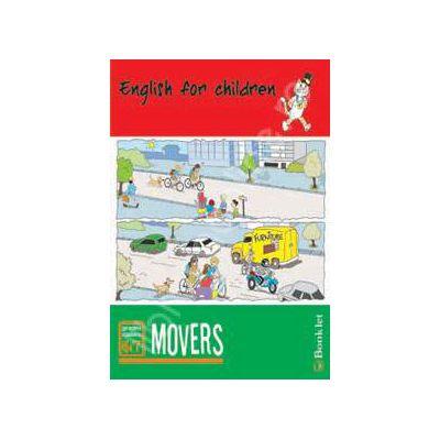 English for children. Movers (Caiet de lucru pentru clasele 6-7)