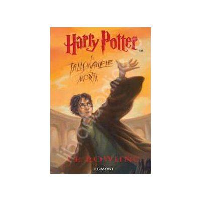 Harry Potter si Talismanele mortii. Volumul. 7 (Editie cartonata)