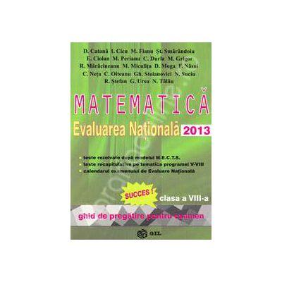 Matematica Evaluare Nationala 2013 (Ghid de pregatire pentru examen)
