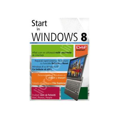 Start in Windows 8