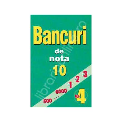 Bancuri de nota zece. Numarul 4