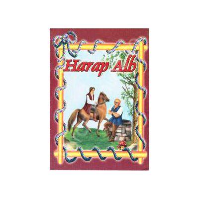Harap Alb (Carte ilustrata)