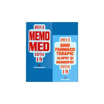 MemoMed 2013. Editia 19 - Structurat in doua volume