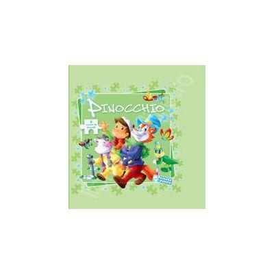 Pinocchio - poveste puzzle