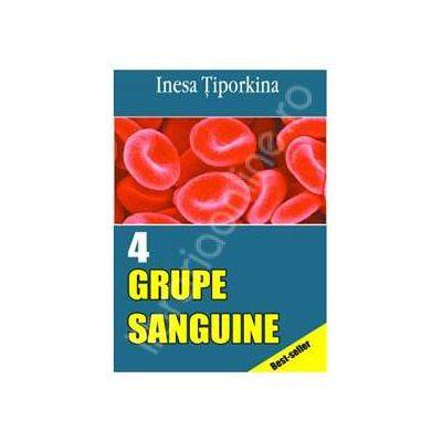 4 grupe sanguine