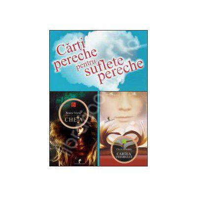 Carti pereche pentru suflete pereche. Cheia (Carte pentru el) si Cartea viitorului (Carte pentru ea)