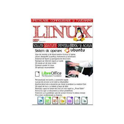 Chip Kompakt Linux si LibreOffice. Solutii gratuite pentru birou si acasa
