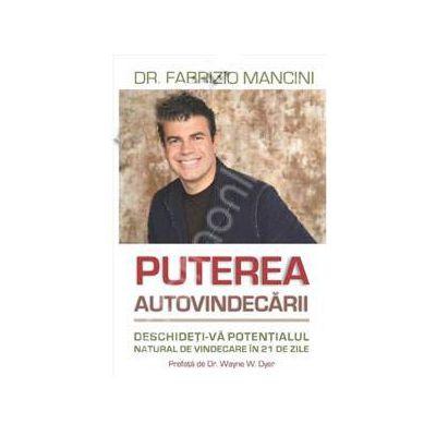 Dr. Fabrizio Mancini, Puterea autovindecarii (Deschideti-va potentialul natural de vindecare in 21 de zile)