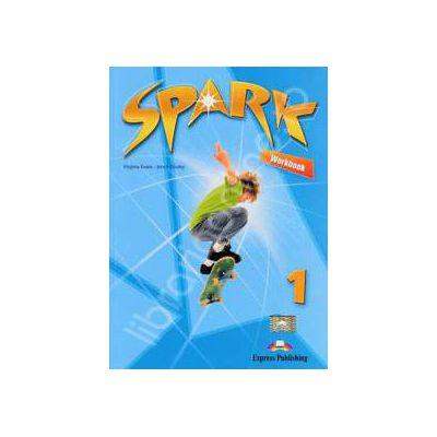 Curs pentru limba engleza (L1). SPARK 1. Caiet pentru clasa a V-a (Workbook)