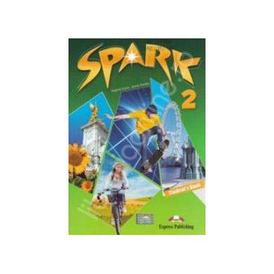 Curs pentru limba engleza (L2). SPARK 2. Manual pentru clasa a VI-a (Student s Book)