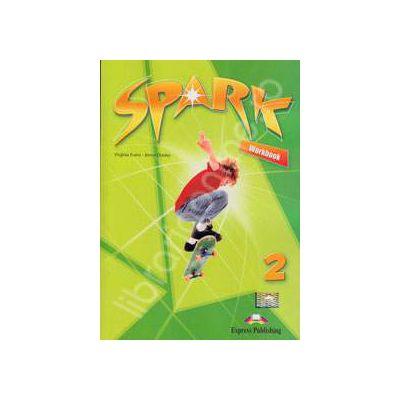 Curs pentru limba engleza (L2). SPARK 2. Caiet pentru clasa a VI-a (Workbook)