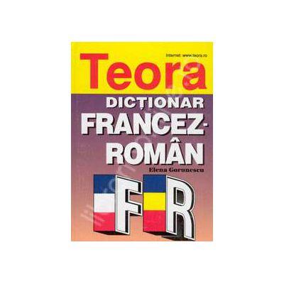 Dictionar Roman-Francez (Elena Gorunescu)