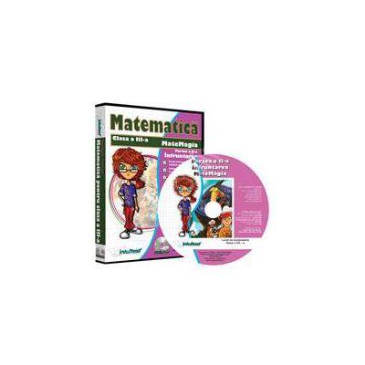 CD, interactiv. Matematica pentru clasa a III-a, Volumul. II